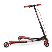 Y Volution Fliker Air A3 Black Red - roller