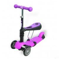 Y volution Glider 3 in 1 pink
