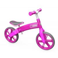 Y Volution Y Velo pink (senior) - bicicleta fara pedale