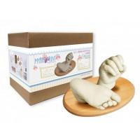 MyBBPrint Setul de sculptura mare Manuta/Piciorus Bebelus 3D