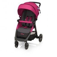 Baby Design Clever - 08 Pink 2017 carucior sport