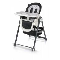 Baby Design Penne 10 Black - Scaun de masa multifunctional