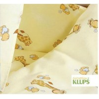 set lenjerie 6 piese - K014 Giraffe - beige