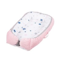 Albero Mio salteluta-cuib pentru bebelusi - pink