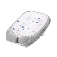 Albero Mio salteluta-cuib pentru bebelusi - grey