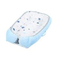 Albero Mio salteluta-cuib pentru bebelusi - blue