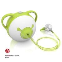 Nosiboo - Aspirator nazal electric green
