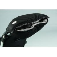 Black/Grey - Manusi pentru carucior 9307