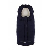 City sac de iarna 100 cm - Blue / Beige - 9545