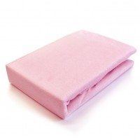 Husa impermeabila pentru saltea 120x60 cm - PRZ-01 pink