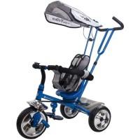 Tricicleta Super Trike - Albastru