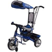 Tricicleta Lux - Albastru