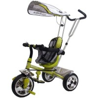 Tricicleta Super Trike - Verde