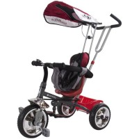 Tricicleta Super Trike - Rosu