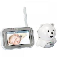 Videofon Digital de monitorizare bebelusi Ursulet BM4200
