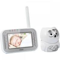 Videofon Digital de monitorizare bebelusi Bufnita BM4300
