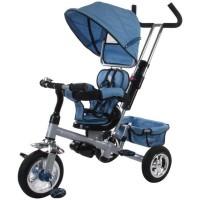 Tricicleta Confort Plus - Melange Albastru