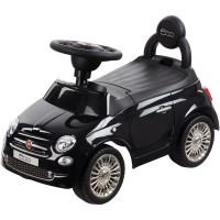 Masinuta fara pedale Fiat 500 Vip Edition - Negru