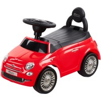 Masinuta fara pedale Fiat 500 - Rosu