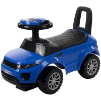 Masinuta fara pedale Land Rover - Albastru