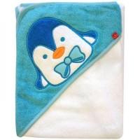 Prosop cu capison 76x76 cm - Pinguin Alb