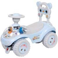 Masinuta fara pedale Gizmo - Albastru