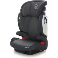 Scaun auto Coto Baby cu ISOFIX Rumba Pro,15-36 kg, Melange Dark Grey