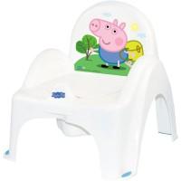 Olita tip scaunel Peppa Pig, Albastru