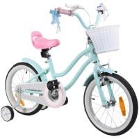 Bicicleta Junior BMX Star 16, Turcoaz