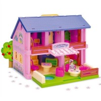 Casuta pentru Papusi Play House - Wader